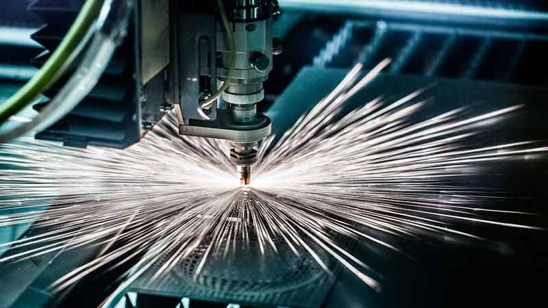 Лазерная резка металла в «Арес Сталь»