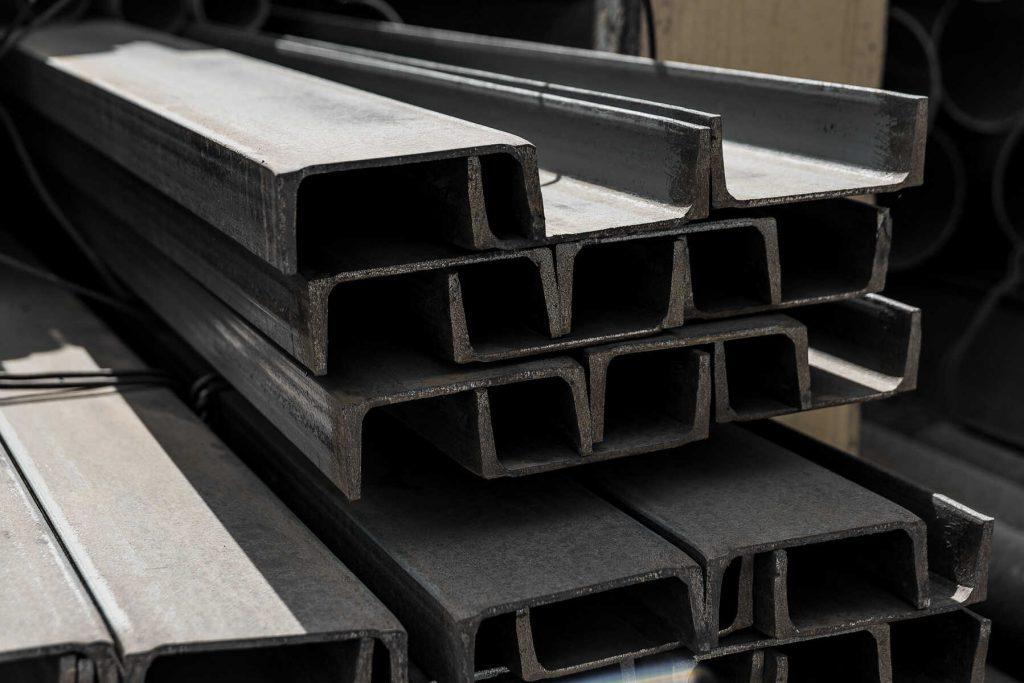 Швеллер стальной: металлопрокат по ценам производителя