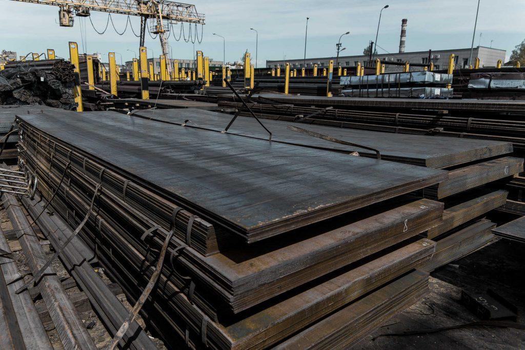 Листовой прокат - купить на базе Арес сталь